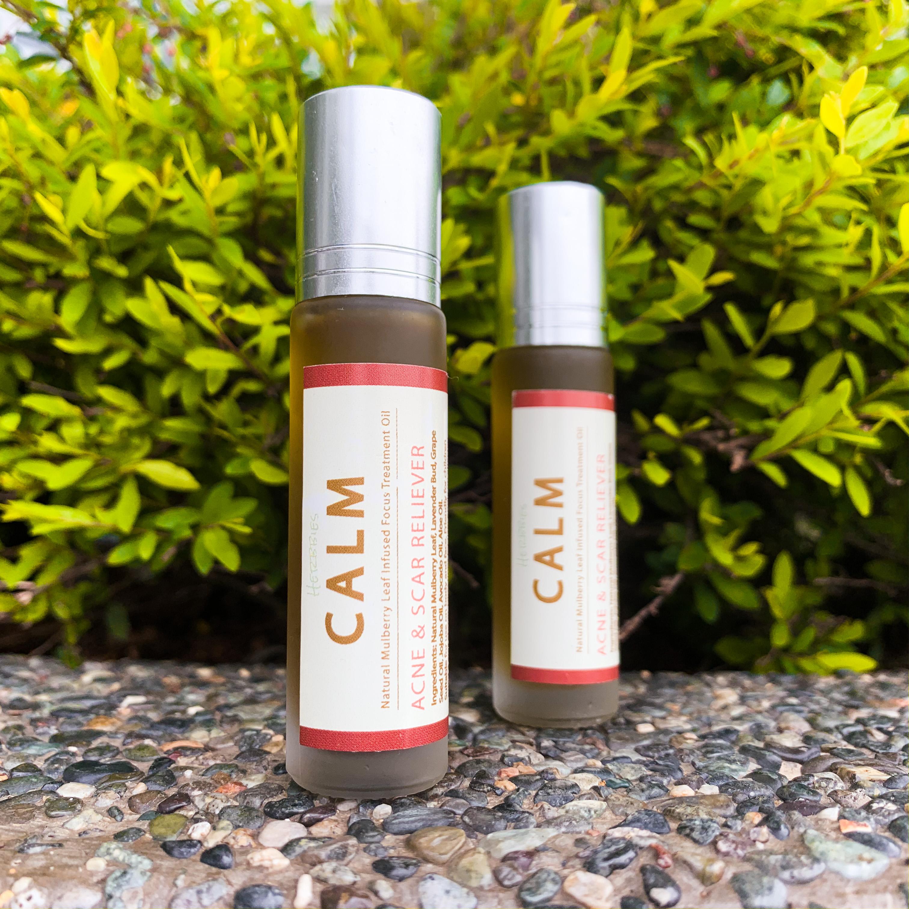CALM 桑葉皮膚重點治療油