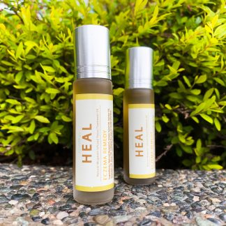 HEAL艾草-牛皮癬銀屑病皮膚治療油