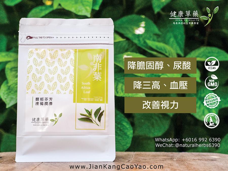 健康草藥-南非葉茶