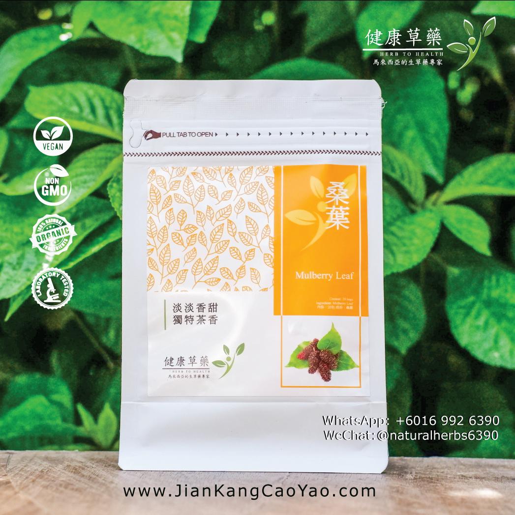 健康草藥-桑葉茶